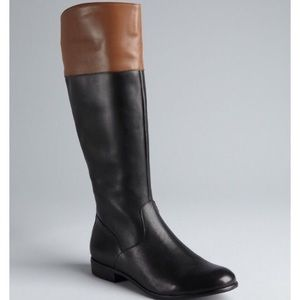 Shoes - Leather riding boots size 8